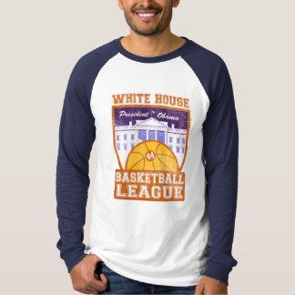 White House Basketball League Vint... - Customized T-Shirt