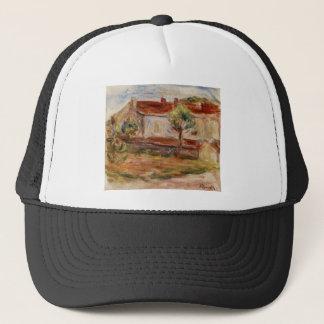 White House by Pierre-Auguste Renoir Trucker Hat