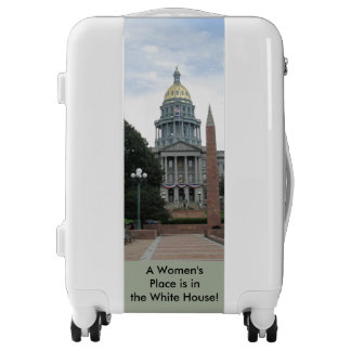White House Carry On Luggage