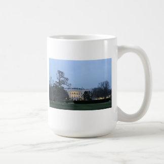 White House Celebrate Christmas Coffee Mug