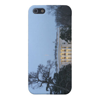 White House Celebrate Christmas iPhone 5 Cover