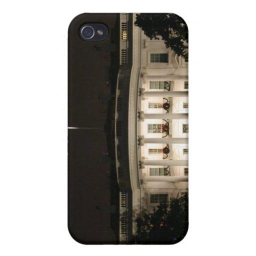 White House celebrates Christmas iPhone 4 Cases