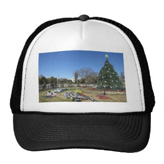 white house christmas decorations trucker hats