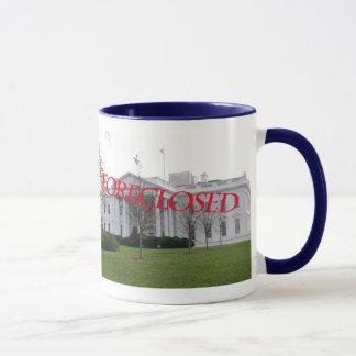 White House Commemerative Foreclosure Mug