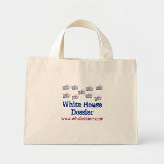 White House Dossier Tote Bag