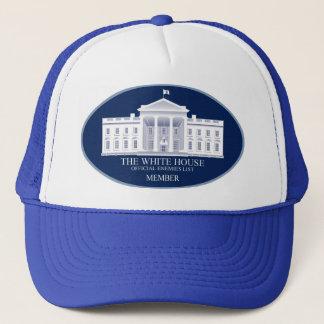 White House Enemies List Ball Cap