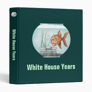 White House Fish Bowl Binder