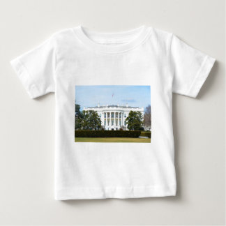 White House From The Lawn Baby T-Shirt