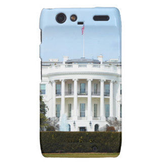 White House From The Lawn Droid RAZR Case