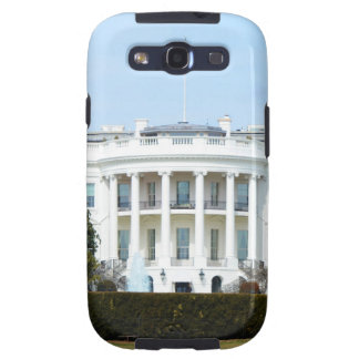 White House From The Lawn Galaxy SIII Case