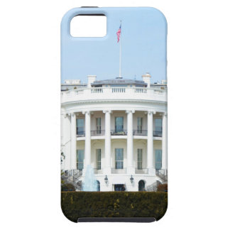 White House From The Lawn iPhone 5 Covers