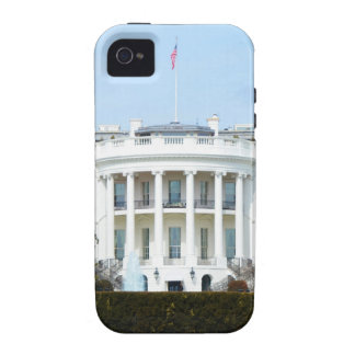 White House From The Lawn iPhone 4/4S Covers