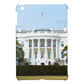 White House From The Lawn Case For iPad Mini