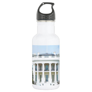 White House From The Lawn 18oz Water Bottle
