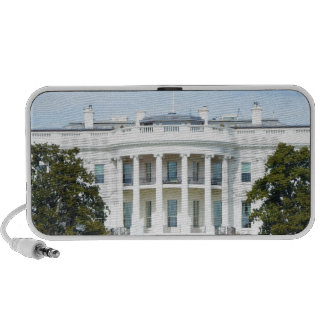 White House From The Lawn Mini Speakers