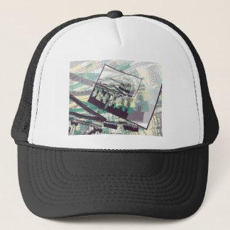 White House Graphic Trucker Hat