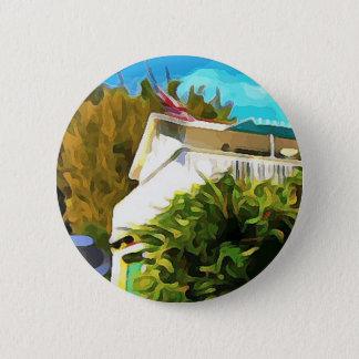 White House Lake Osceola Button