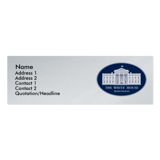 White House Christmas Ornaments For Sale