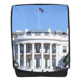 White House of the United States - Washington DC Backpack