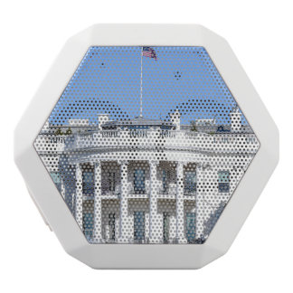 White House of the United States - Washington DC White Bluetooth Speaker