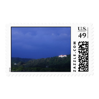 White House on Forest Hill Postage Stamp