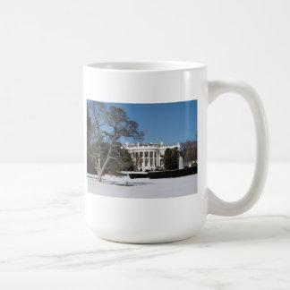 White House Photo Mug