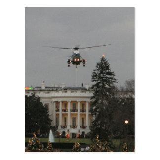 White House Photo Postcard