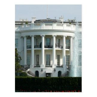 White House Postcard