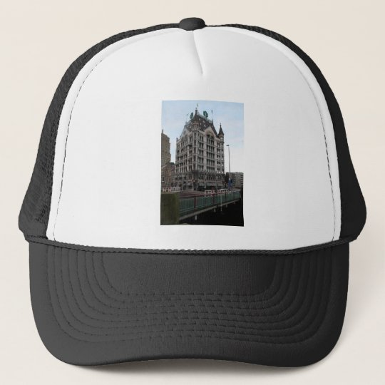 White House, Rotterdam Trucker Hat
