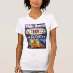 White House Selected Vegetables T-Shirt