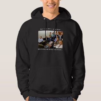 White House Situation Room Hoodie