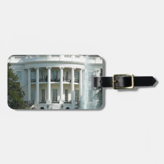 White House Tag For Luggage