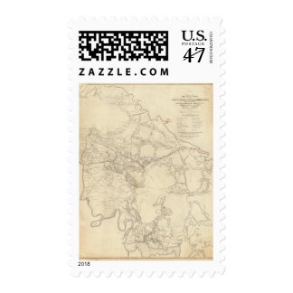White House to Harrisons Landing Postage