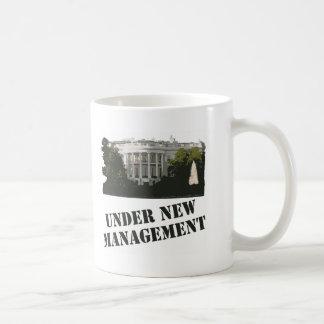 White House: Under New Management Coffee Mug