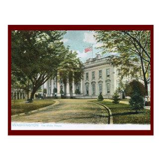 White House Washington DC 1906 Vintage Post Cards