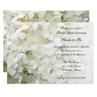 Hydrangea Bridal Shower Invitations & Announcements   Zazzle