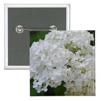 White Hydrangeas Pin