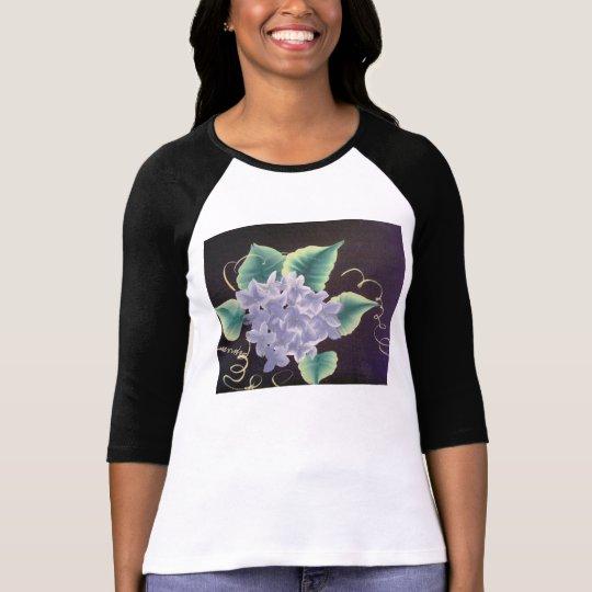 White hydrangeas T-Shirt