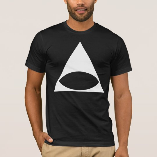 White Illuminati T-Shirt