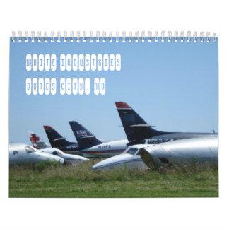 White Industries Calendar