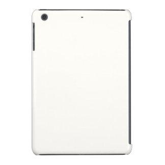 White iPad Mini Retina Cover