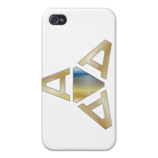 White Iphone case AAA iPhone 4 Covers