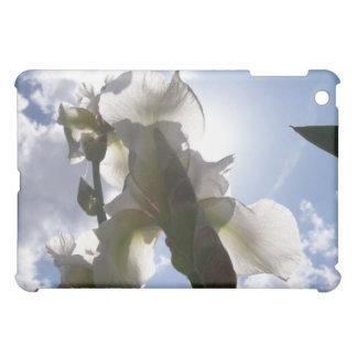 White Iris Cover For The iPad Mini