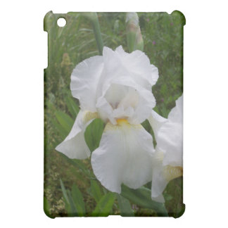 White Iris iPad Mini Case