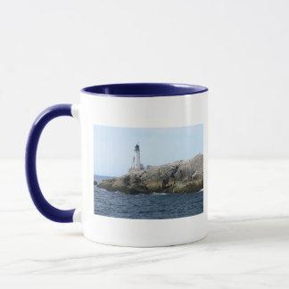 White Island Lighthouse Mug