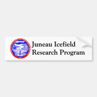 White JIRP Bumper Sticker