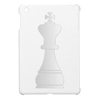 White king chess piece case for the iPad mini