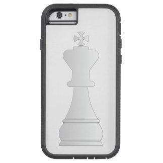 White king chess piece tough xtreme iPhone 6 case