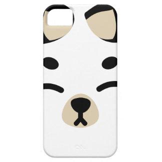 White Kitsune Fox iPhone 5 Case