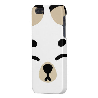 White Kitsune Fox Covers For iPhone 5